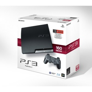 160GB Sony Playstation 3